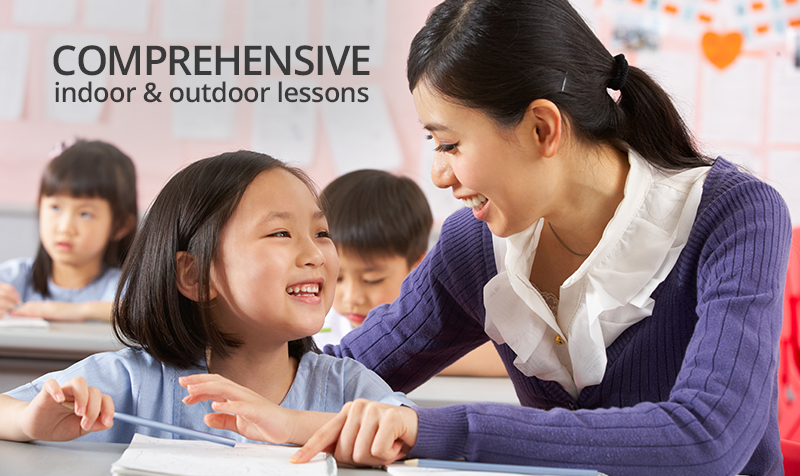 Comprehensive-indoor-outdoor-lessons